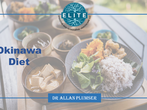 Dr. Plumser's Diet Education Series: Okinawa Diet