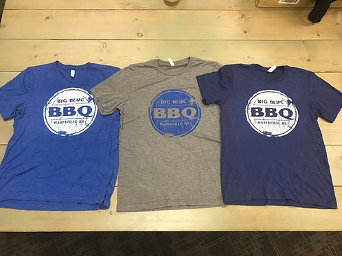 Big Blue BBQ LOGO T (Toddler -Youth)