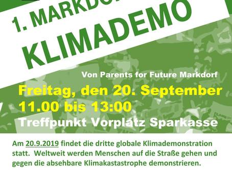 Klimademo Markdorf