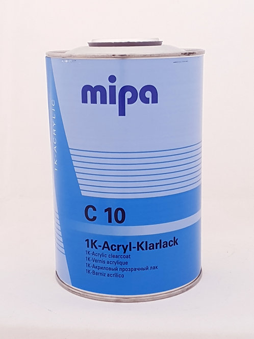 Mipa 1K-Klarlack C 10