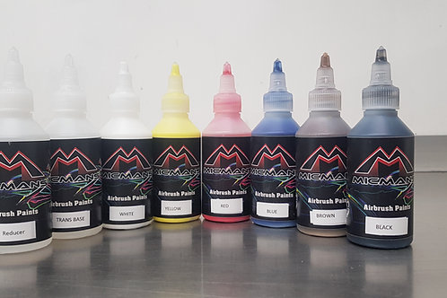 Micmans Solvent airbrush kit