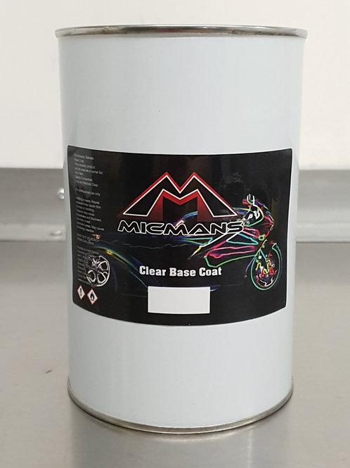 Clear Base Coat 1L