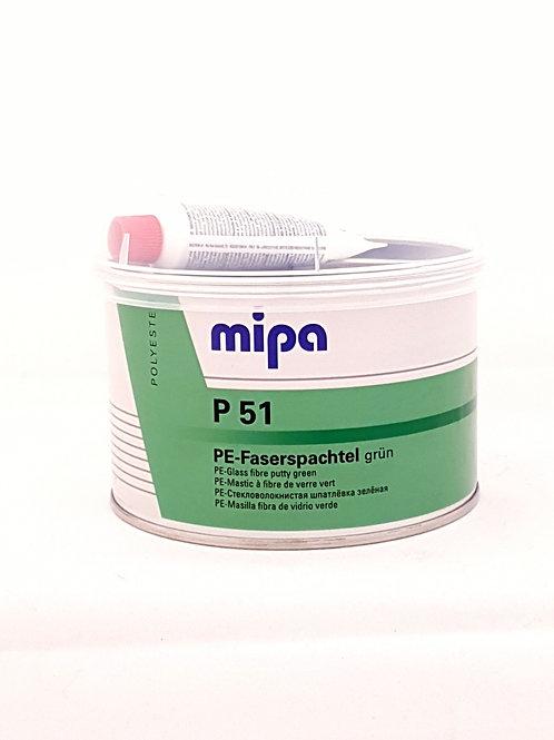 Mipa 2K Glass Fibre Filler+ Hardener
