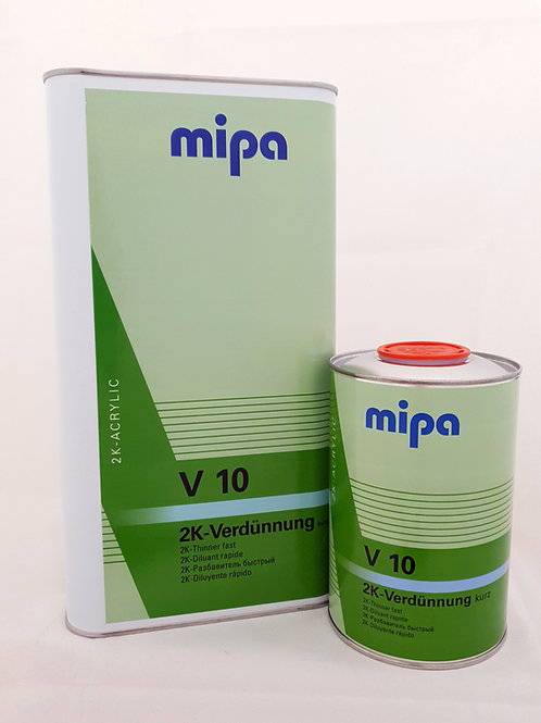 Mipa V10 2K Fast Paint Thinners
