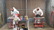 Car repairs and paint training courses, Car and motorbike spraying Painter Repairs Courses | Richmond | Autopaint Training Centre