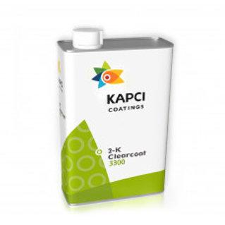 1.5L or 7.5L, M/S Kapci 3300 2K Extra Fast Clearcoat