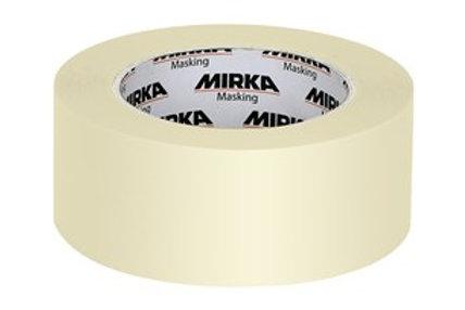 Mirka Masking Tape 100˚C White Line
