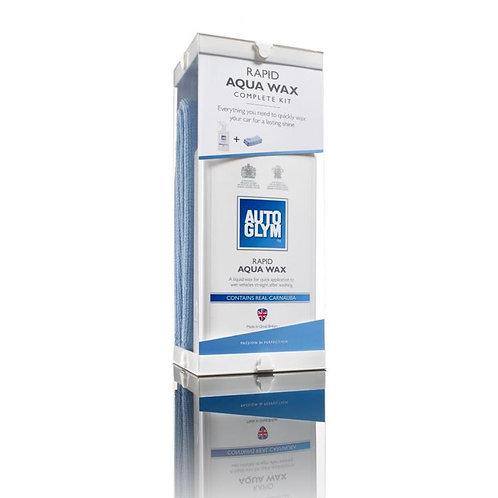 Auto Glym Rapid Aqua Wax Kit