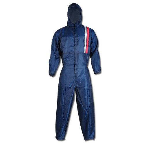 MEDIUM, LARGE OR X LARGE, Blue, reusable/washable Paint Suits