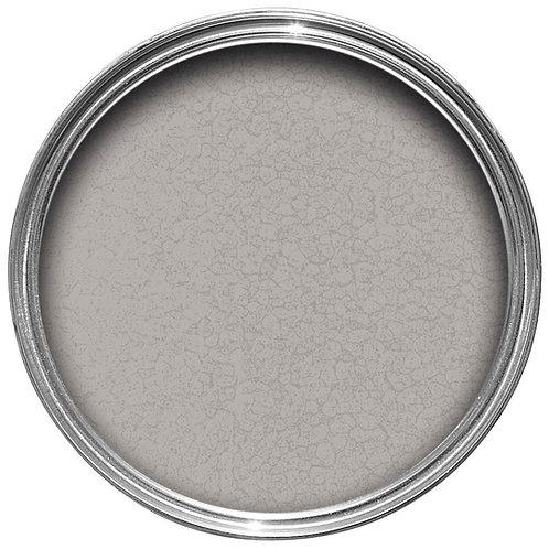 1L Silver Solvent Base Paint. Fine, Medium, Corse