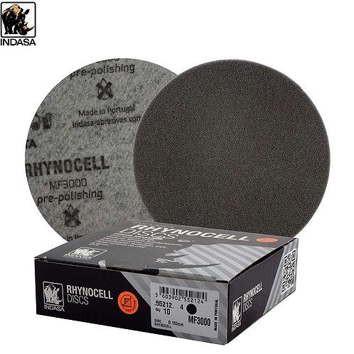 INDASA RHYNOCELL MF3000 finishing pads 150mm pk10