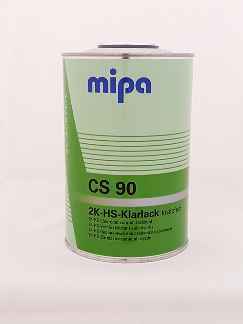 Mipa HS Clearcoat CS90 + Hardener Kit