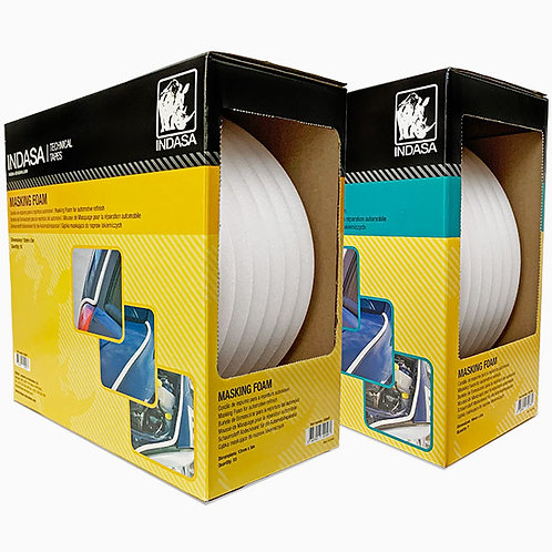 Foam Edge Masking Tape