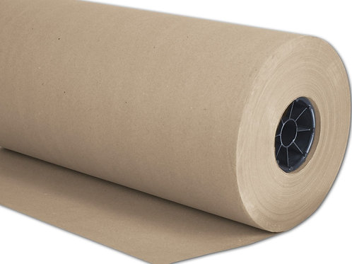 "18"" Brown paper Roll"