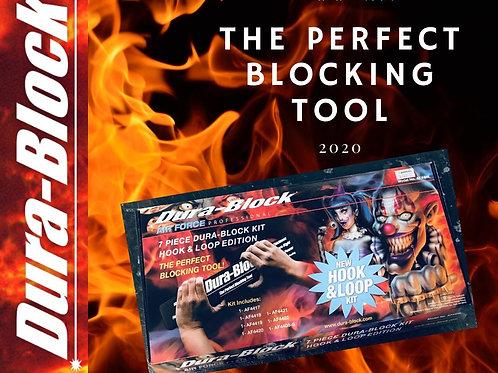 Duro - Block  7 Piece Hook & Loop Kit AF44HL