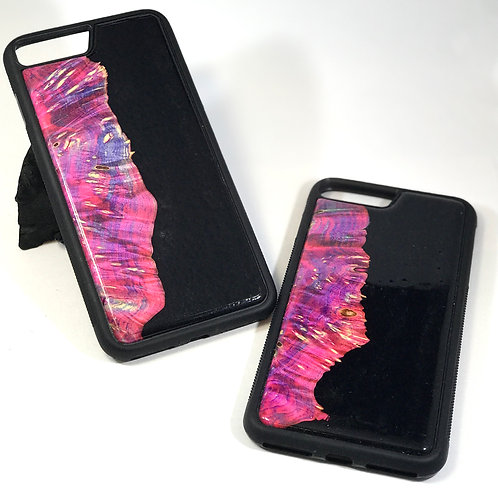 iPhone Case - Double Dyed Hybrid Burl