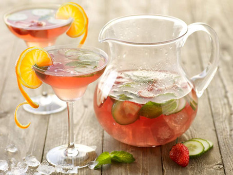 IT'S PIMM'S O'CLOCK – CWP STYLE!