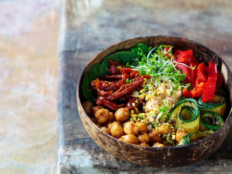 BUDDHA bowl - Superfood