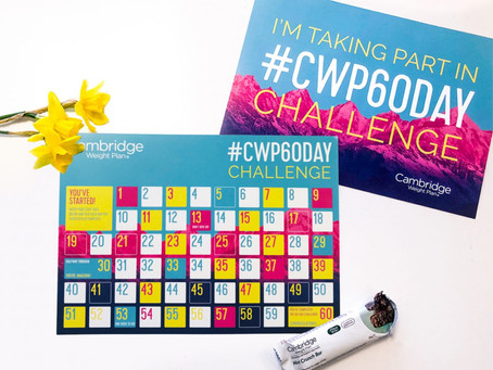 JOIN THE #CWP60DAY CHALLENGE!