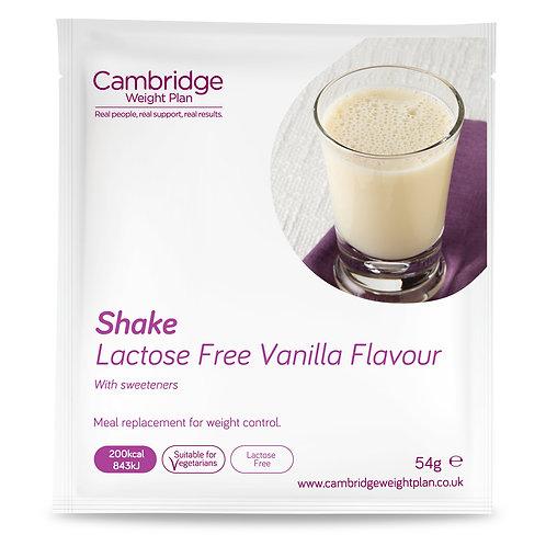 Box of 21 Vanilla (Lactose Free)