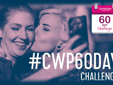 JOIN OUR #CWP60DAY CHALLENGE