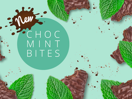 Chocolate Mint Bites
