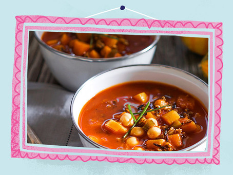 Mexican Beef and Chickpea Chilli