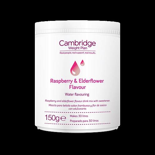 Raspberry & Elderflower