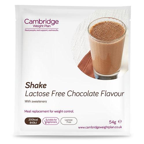 Box of 21 Chocolate (Lactose Free)