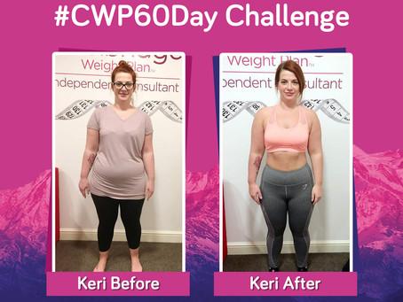 Keri's #CWP60Day Challenge