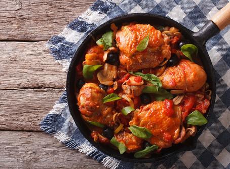 Spanish Chicken Casserole