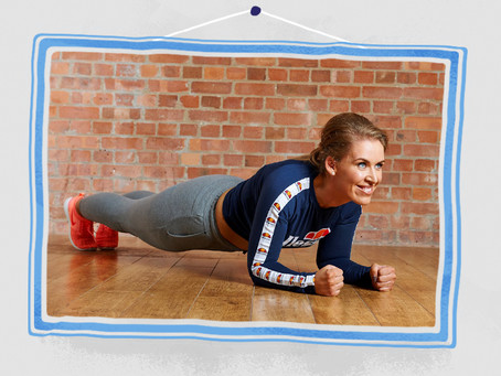 Plank 101 - Definition from beginner to mastering the plank