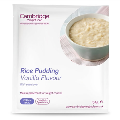 Box of 21 Rice Pudding Vanilla