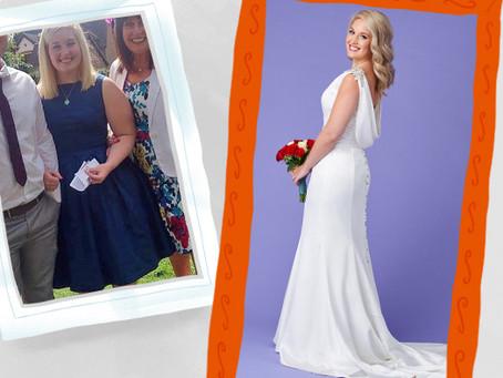 Meet Amelia Woolgar - lost 24kg