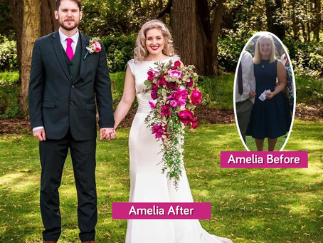 Bride Success Story: Amelia Woolgar