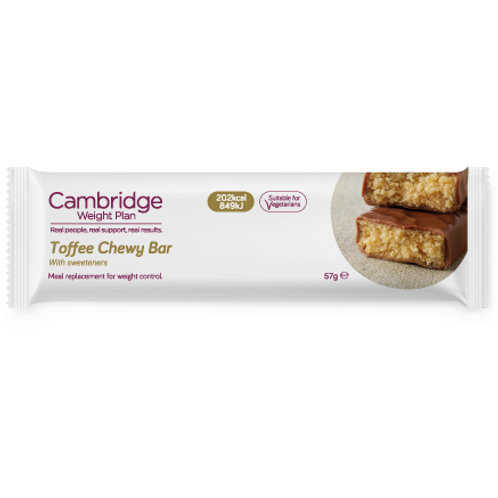 Box of 8 Toffee Chewy