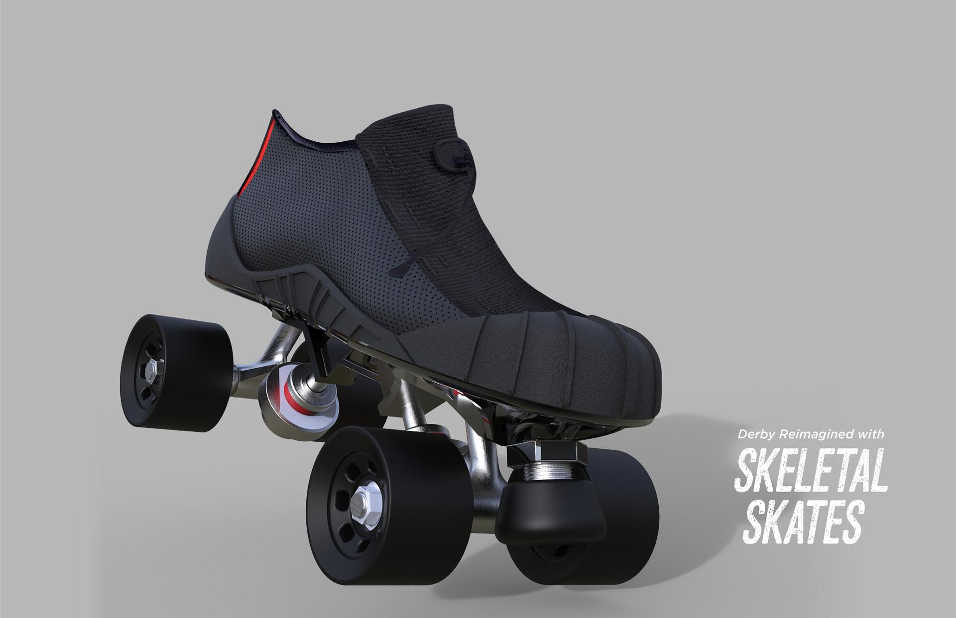 Skeletal Skates
