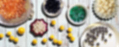 Vintage beads from Vintage Bead Box