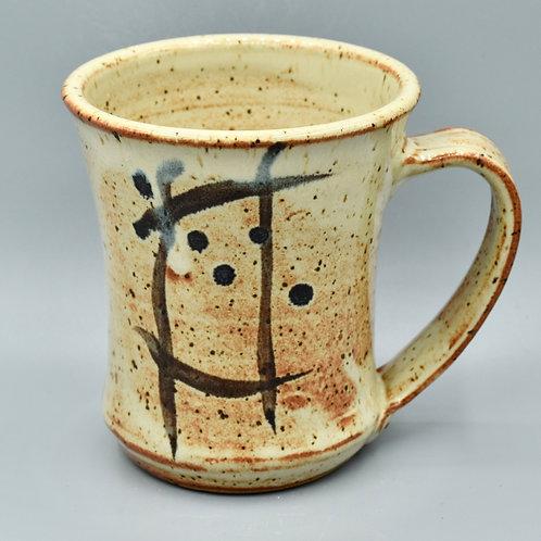 Creamy Orange Zen Mug