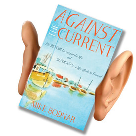 Ninety-percent Mistakes: Recording an Audiobook