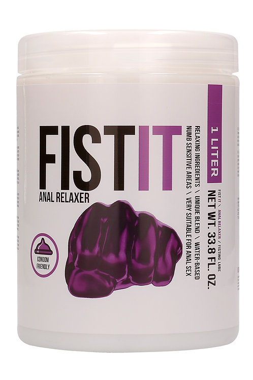 Fist It Anal Relaxer
