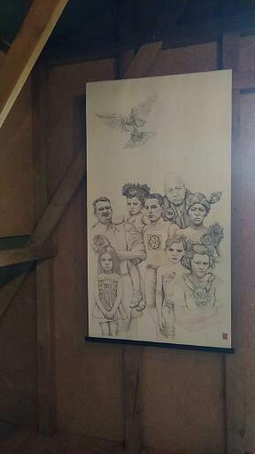 Gurs. I Exposición Artística Barraca by