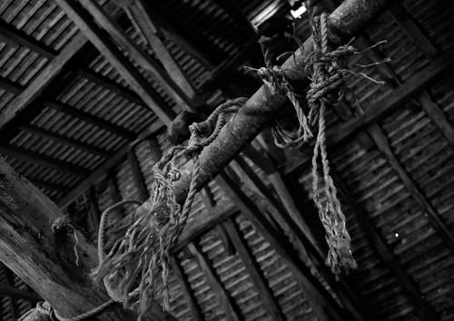 La cuerda del desván