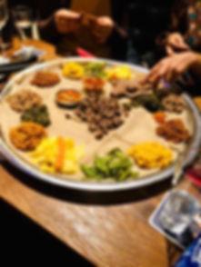 Das Restaurant für äthiopische und eritreische Spezialitäten in Zürich. Geniesen Sie die Afikanische Küche