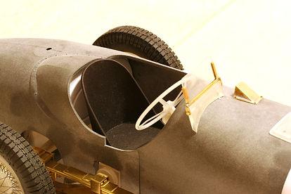 Napier-Railton Model Cockpit