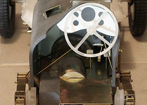 Napier-Railton Pedals