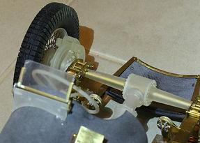 Napier-Railton Rear Axle