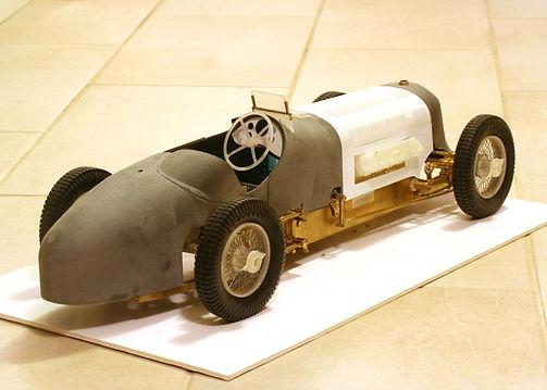 Napier-Railton 1:8 Model
