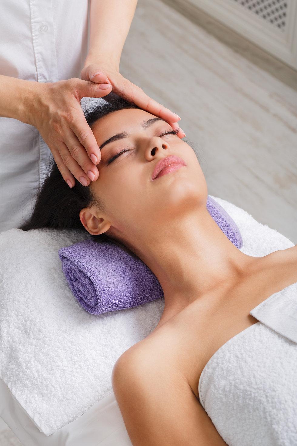 India Head Massage
