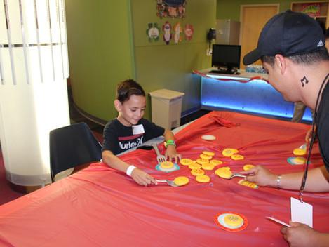 Romulus Sponsors Phoenix Children's Hospital Birthday Party